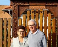 Caritas Hungarica-díjat kapott Kőrösi Ödönné Marika