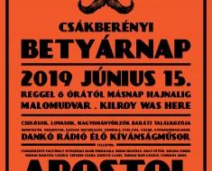 X. Jubileumi Betyárnap 2019. június 15.