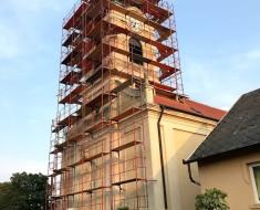 Újjászületik a katolikus templom