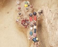 Gazdag leletek, avar divatékszerek az idei Csákberény-Orondpusztai ásatáson
